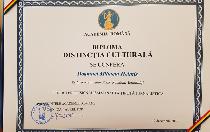 Distincţia Culturală a Academiei Române jurnalistei Radio România Actualităţi Mihaela Helmis