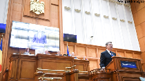 president-iohannis-addresses-parliament