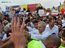 social-democratic-rally-in-bucharest