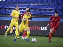 Parcurs bun al României în Liga Naţiunilor la fotbal