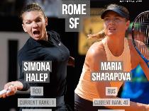 Semifinalele turneului WTA de la Roma