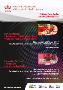 Editura Casa Radio - două lansări discografice la RadiRo
