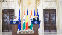 Dezvoltarea relaţiilor româno-indiene