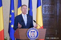 Mesajul Preşedintelui României, Klaus Iohannis, transmis cu prilejul Zilei Rezervistului Militar
