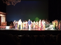 madama butterfly e cucina all'opera di bucarest