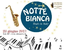 "notte bianca ""made in italy"" a bucarest"