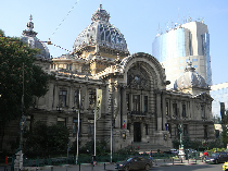 the-savings-bank-palace-in-bucharest