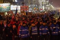 Proteste față de proiectele de modificare a Codului penal și de grațiere
