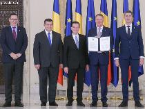 Acord politic pentru o Românie europeană